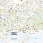 Large Alicante Maps For Free Download And Print | High Resolution   Printable Street Map Of Nerja Spain