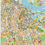 Large Amsterdam Maps For Free Download And Print | High Resolution   Printable Tourist Map Of Amsterdam