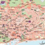 Large Barcelona Maps For Free Download And Print | High Resolution   Barcelona City Map Printable