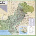 Large Detailed Map Of Pakistan With Cities And Towns - Printable Map Of Pakistan