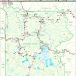 Large Detailed Map Of Yellowstone - Free Printable Map Of Yellowstone National Park