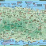 Large Detailed Tourist Map Of Puerto Rico With Cities And Towns   Printable Map Of Puerto Rico