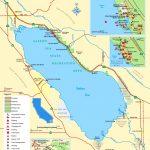 Large Detailed Tourist Map Of Salton Sea   Salton Sea California Map