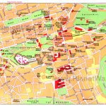 Large Edinburgh Maps For Free Download And Print | High Resolution   Edinburgh City Map Printable