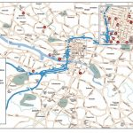 Large Glasgow Maps For Free Download And Print   High Resolution And   Glasgow City Map Printable