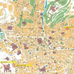 Large Granada Maps For Free Download And Print | High Resolution And   Printable Street Map Of Nerja Spain