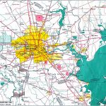 Large Houston Maps For Free Download And Print | High Resolution And   Houston Texas Map