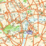 Large London Maps For Free Download And Print | High-Resolution And - Free Printable Tourist Map London
