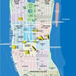 Large Manhattan Maps For Free Download And Print | High Resolution   Street Map Of New York City Printable