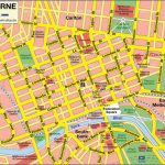Large Melbourne Maps For Free Download And Print | High Resolution   Melbourne Tourist Map Printable