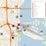 Large Miami Maps For Free Download And Print | High Resolution And   Map Of Miami Beach Florida Hotels