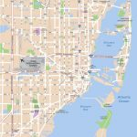 Large Miami Maps For Free Download And Print | High Resolution And   Map Of Miami Florida And Surrounding Areas