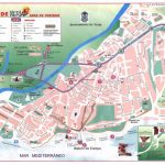 Large Nerja Maps For Free Download And Print | High Resolution And   Printable Street Map Of Nerja Spain