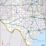 Large Roads And Highways Map Of The State Of Texas | Vidiani   Texas Highway 183 Map