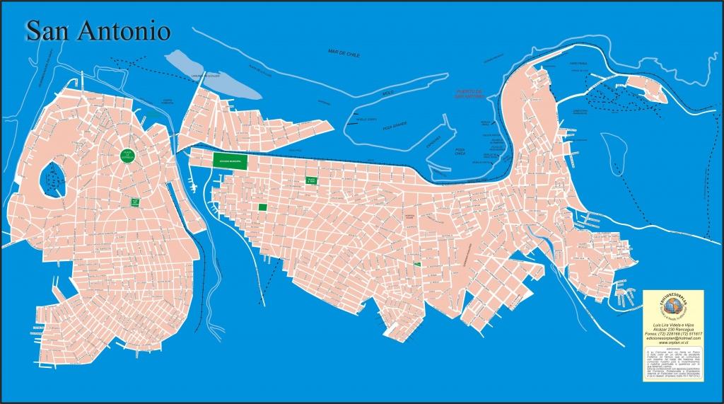 Large San Antonio Maps For Free Download And Print | High-Resolution - Printable Map Of San Antonio