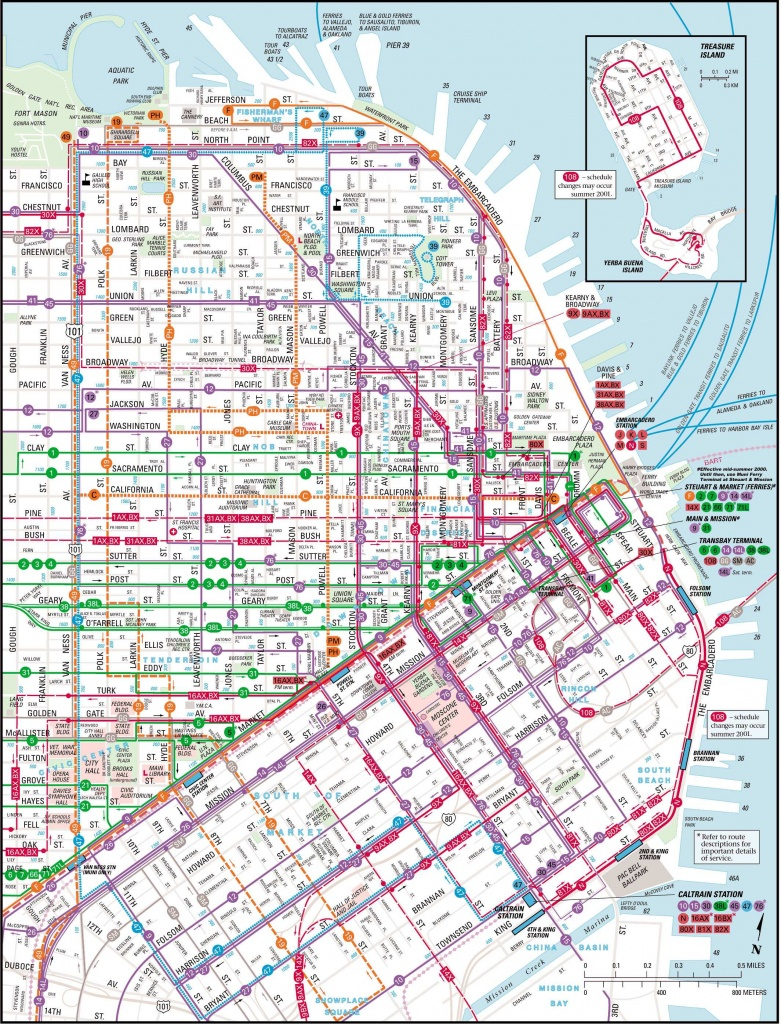 Large San Francisco Maps For Free Download And Print   High - Map Of San Francisco California Usa