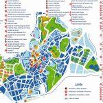 Large Santiago De Compostela Maps For Free Download And Print | High   Printable Map Of Camino De Santiago