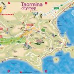 Large Taormina Maps For Free Download And Print | High-Resolution - Printable Map Of Sicily
