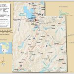 Large Utah Maps For Free Download And Print | High Resolution And   Utah State Map Printable