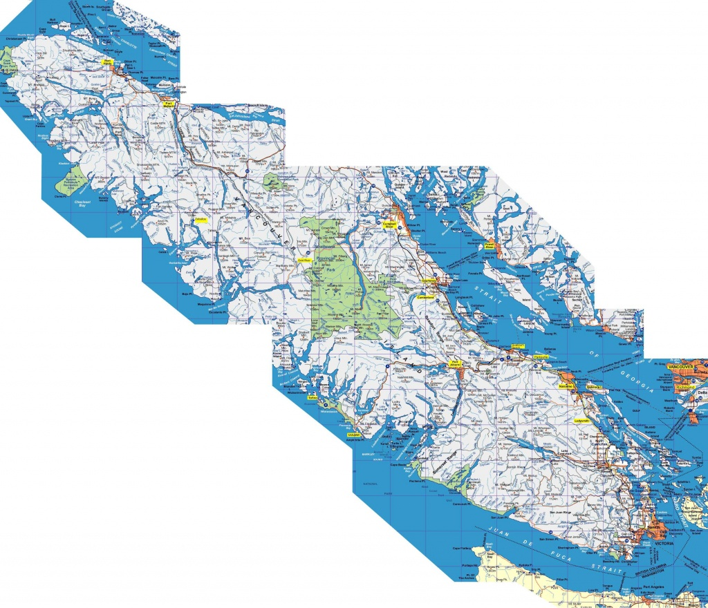 Large Vancouver Maps For Free Download And Print   High-Resolution - Printable Map Of Vancouver