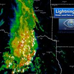 Latest Lightning Strikes On Google Maps – Iweathernet   Lightning Map California