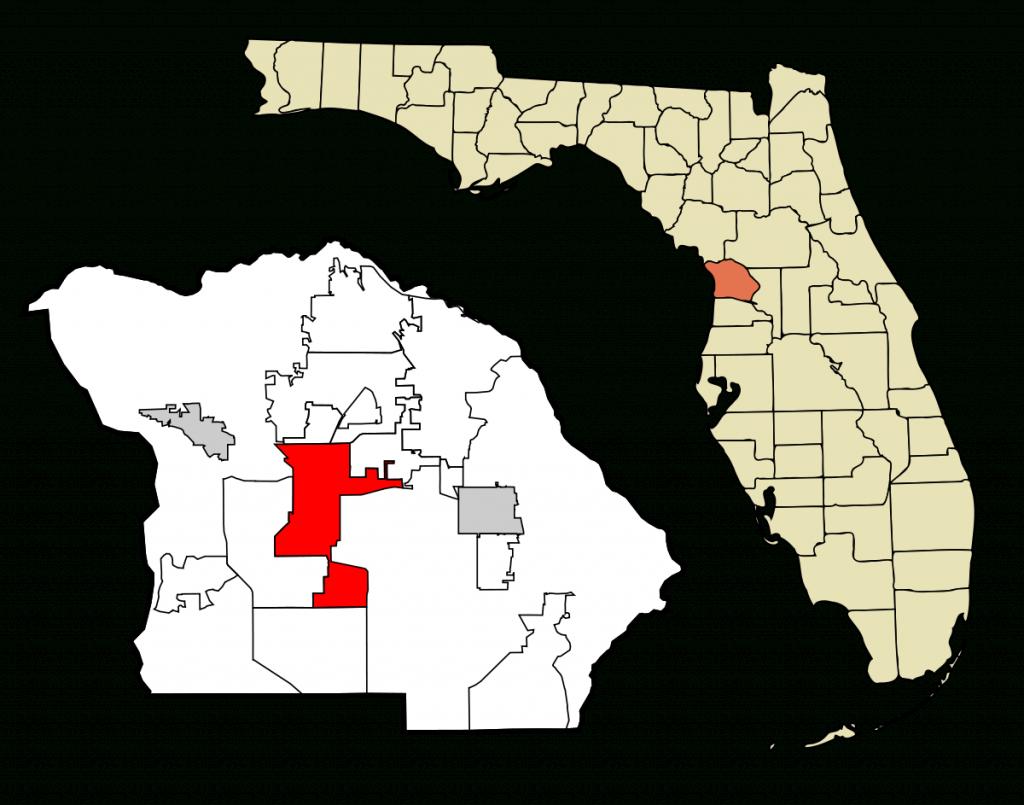 Lecanto, Florida - Wikipedia - Lecanto Florida Map