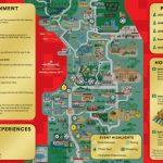 Legoland Florida Christmas Map   Coaster Kings   Christmas Florida Map