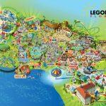 Legoland® Florida Is A 150 Acre Interactive Theme Park With More   Legoland Florida Park Map