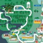 Legoland Florida Map 2016 On Behance   Legoland Florida Map