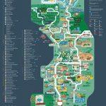 Legoland Florida Map 2016 On Behance   Legoland Florida Park Map
