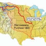 Lewis And Clark Expedition Of North America   Lessons   Tes Teach   Lewis And Clark Expedition Map Printable