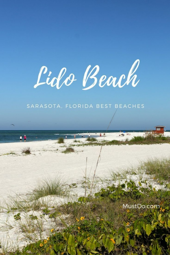 Lido Beach Directions, Additional Info, Map & Hours   Things To Do - Lido Beach Florida Map