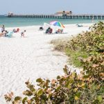 List Of Best Naples & Marco Florida Beaches | Must Do Visitor Guides   Vanderbilt Beach Florida Map