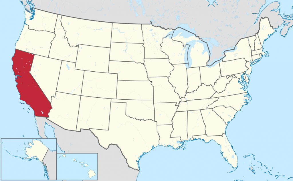 List Of Cities And Towns In California - Wikipedia - Culver City California Map