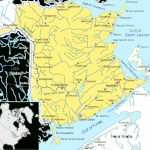 List Of Cities In New Brunswick   Wikipedia   Printable Map Of New Brunswick