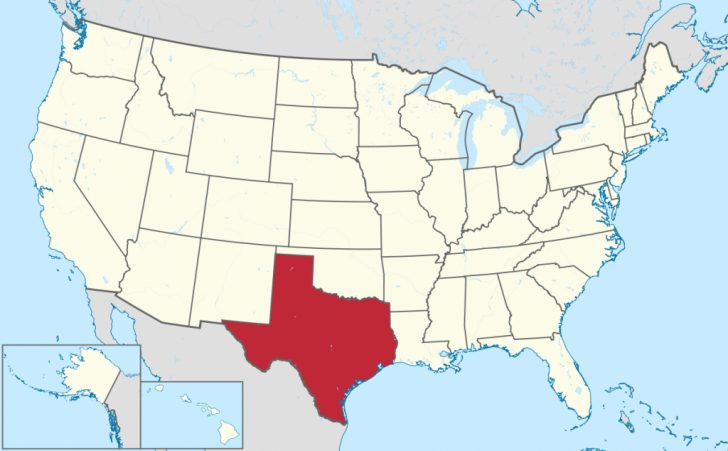 Alpine Texas Map