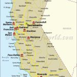 List Of Museums In California | California Museums Map - California Cities Map List
