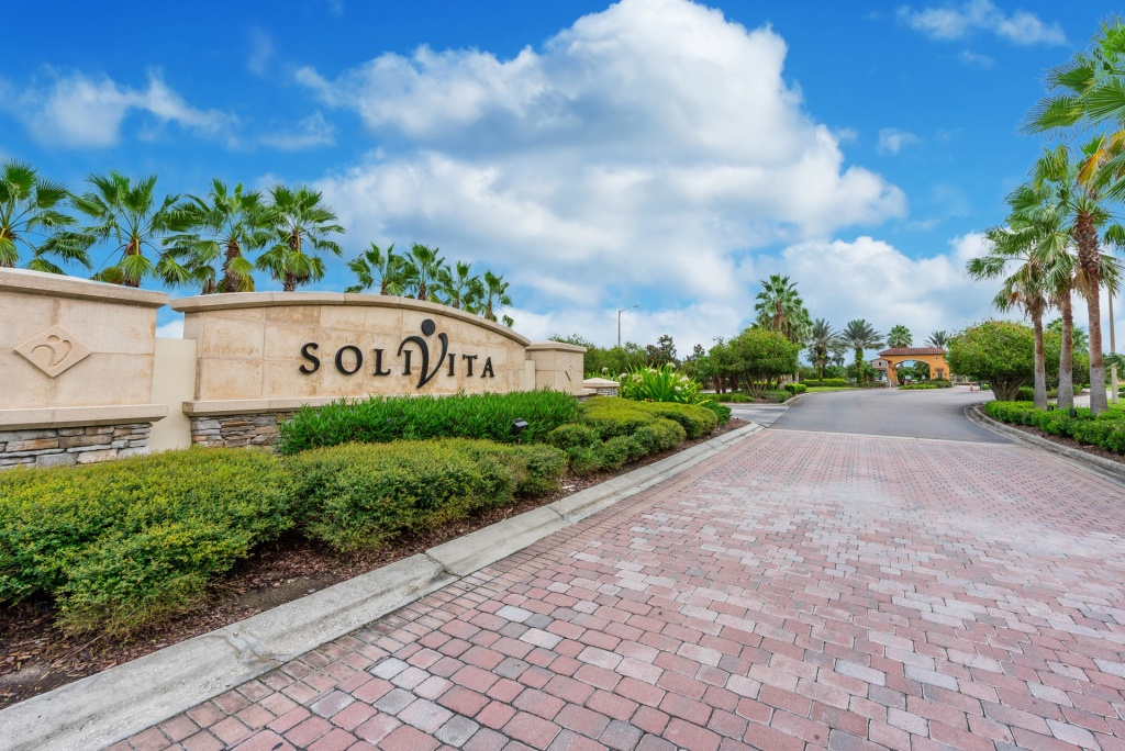 Live Like You're On Vacation Every Day In The 55 Plus Community Of - Solivita Florida Map