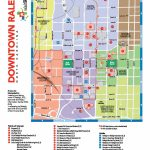 Local Gift Ideas For A Raleigh Wedding Welcome Bag   Printable Map Of Downtown Raleigh Nc