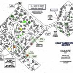 Location And Rv Park Map   Coldwater Creek Rv Park   Where Is Marble Falls Texas On The Map