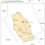Location Upper North Bosque River Watershed With Stream Segments   Daughtry Texas Google Maps