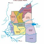 Lodi – California – Swe Map 2017 – Wine, Wit, And Wisdom   Lodi California Map