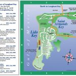 Longboat Key Map | Longboat Key Chamber Of Commerce   Siesta Key Beach Florida Map