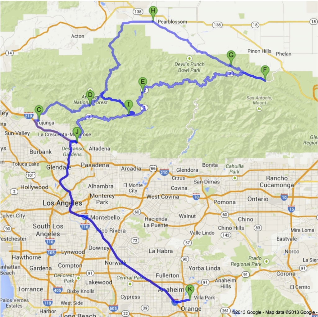 Los Angeles California Zip Code Map Free Printable Map California - Los Angeles Zip Code Map Printable