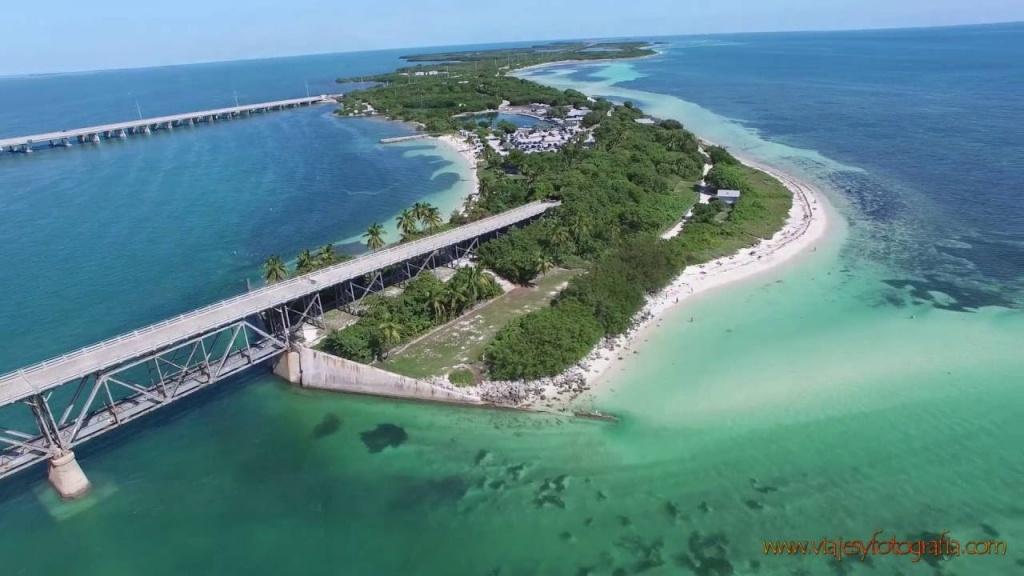Los Cayos De Florida A Vista De Dron - Youtube - Los Cayos Florida Map