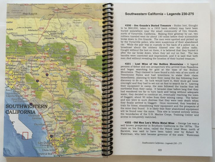 California Map Book