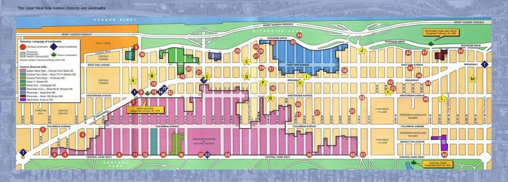 Lovely New York City Map Printable Pdf | Maps | New York City Map - Map Of Manhattan Nyc Printable