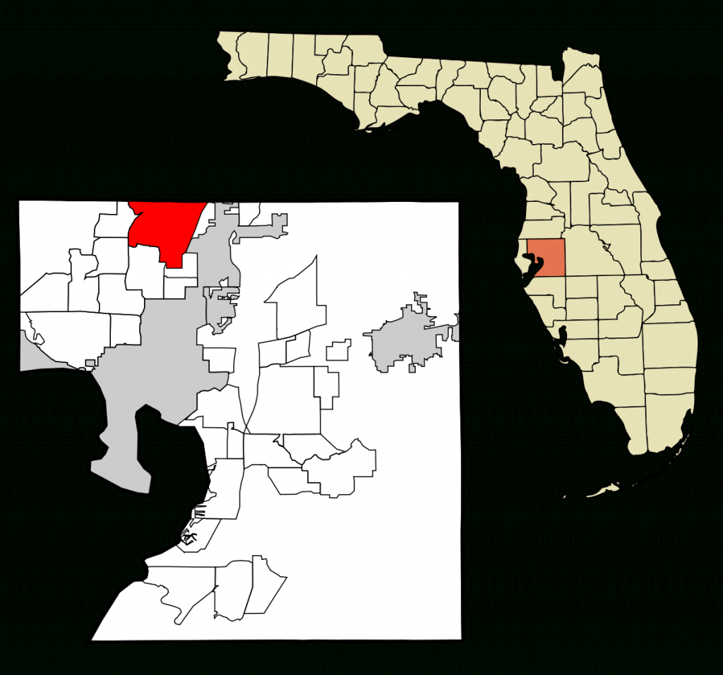Lutz, Florida - Wikipedia - Lutz Florida Map
