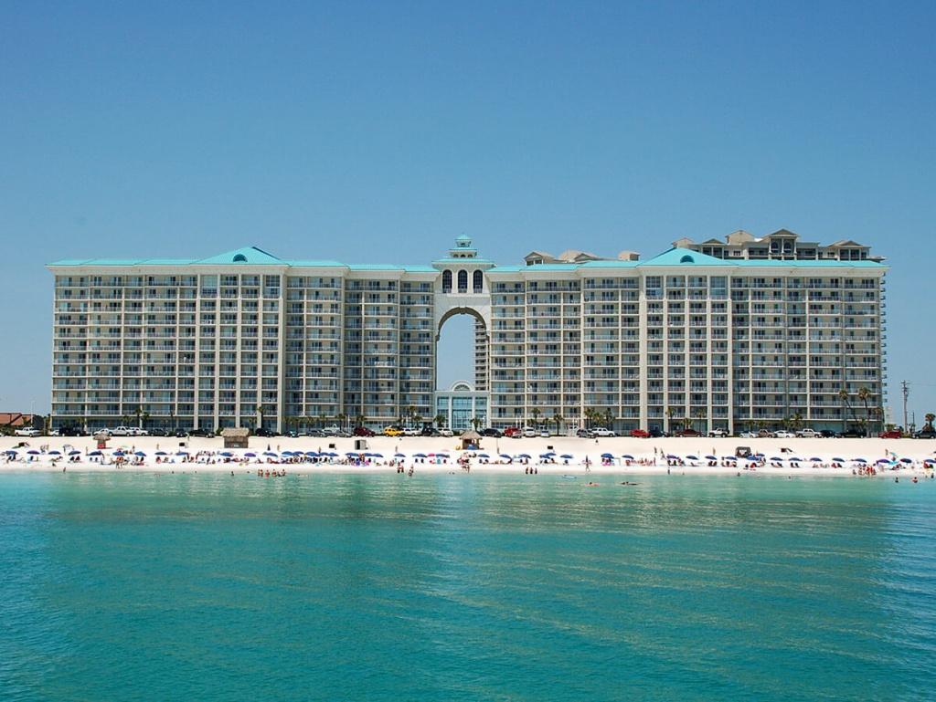 Majestic Sun   Destin Condo Rentalsocean Reef Resorts - Map Of Hotels In Destin Florida