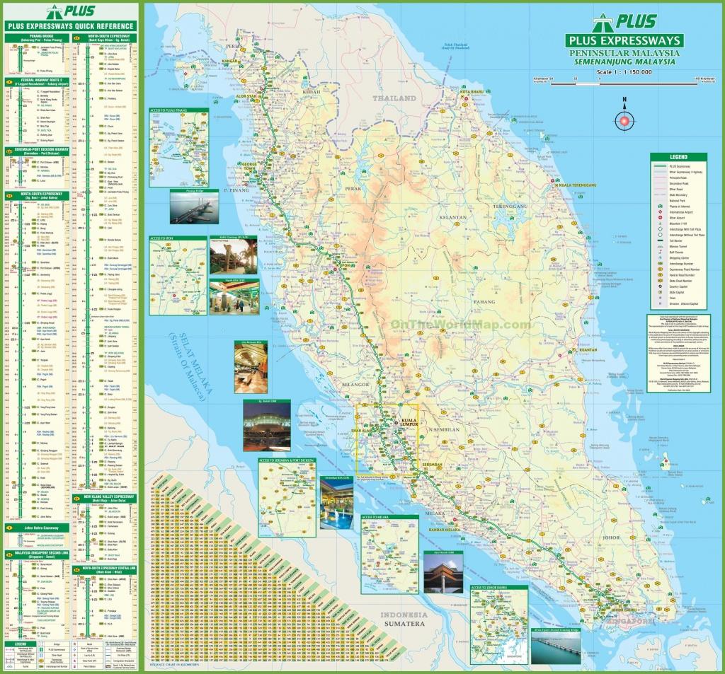 Malaysia Maps | Maps Of Malaysia - Printable Map Of Malaysia
